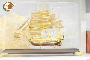 Quà tặng mô hình thuyền buồm, quà tặng phong thủy ý nghĩa
