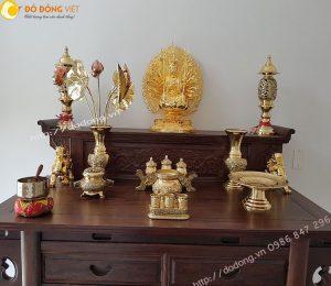 Bàn thờ phật tại gia, tư vấn trang trí bàn thờ phật trong nhà