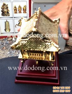 Tượng chùa một cột quà tặng bằng đồng – Quà tặng