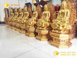 Công ty Đồ đồng Việt chuyên đúc tượng phật bằng đồng mạ vàng