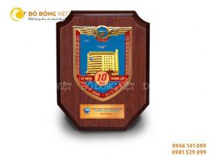 Đồ đồng quà tặng, kỷ niệm chương, logo huy hiệu