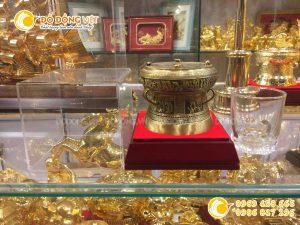 Trống đồng quà tặng 15 cm