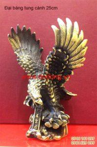 Tượng đồng đại bàng phong thủy đẹp