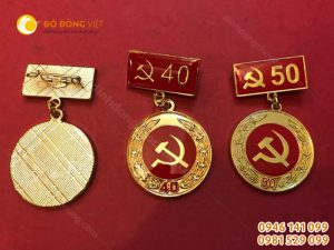 Làm huân chương, làm huy hiệu Quốc hiệu, Đúc logo công ty